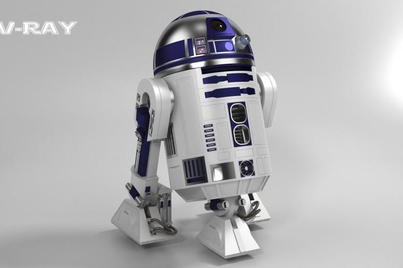 R2D2 wallpaper ·① Download free HD backgrounds for desktop