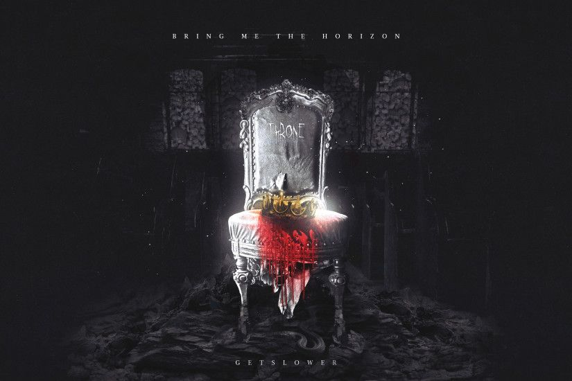 getslower, Bring Me the Horizon, Oliver Sykes, Horror, Music, Artwork,