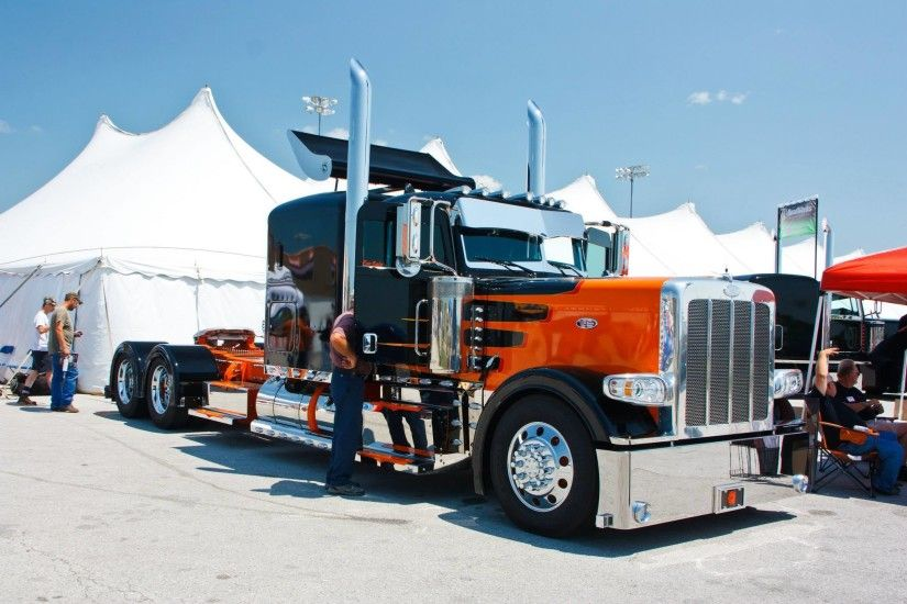 peterbilt wallpaper desktop wallpapersafari
