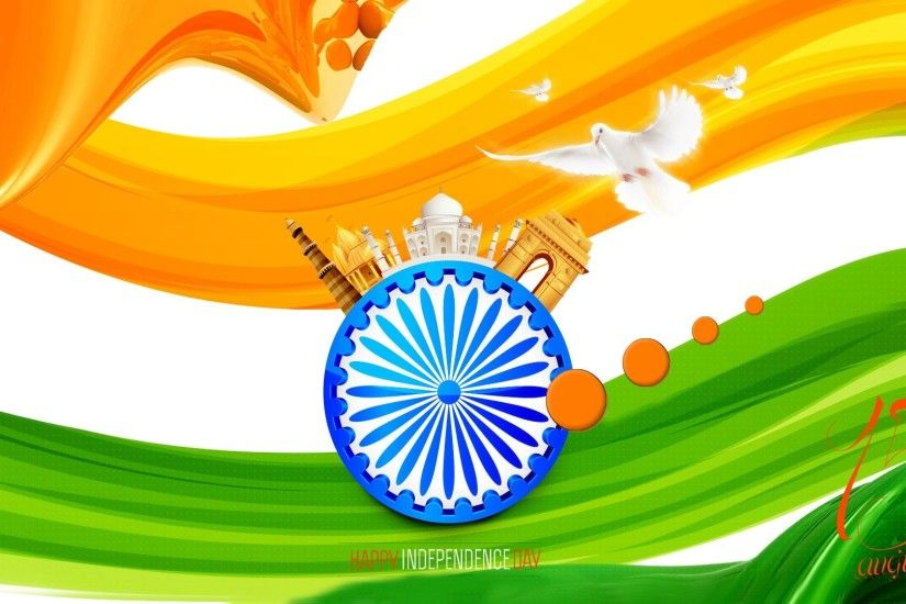 Indian Flag For Independence Day HD Wallpapers | Desktop HD Wallpapers