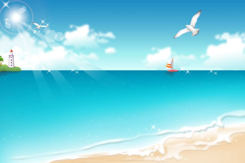 <b>Summer Beach Wallpapers</b> X Copy | Free Images at