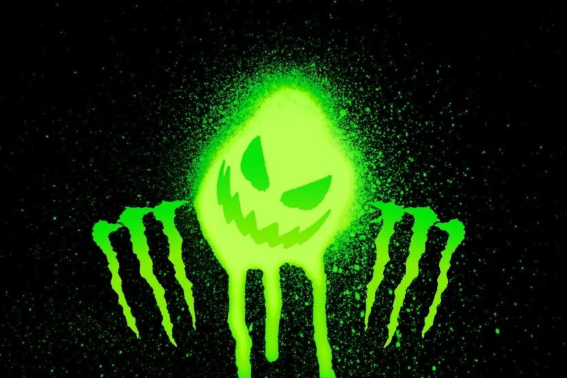 Download Wallpaper · Back. abstract toxic monster energy ...