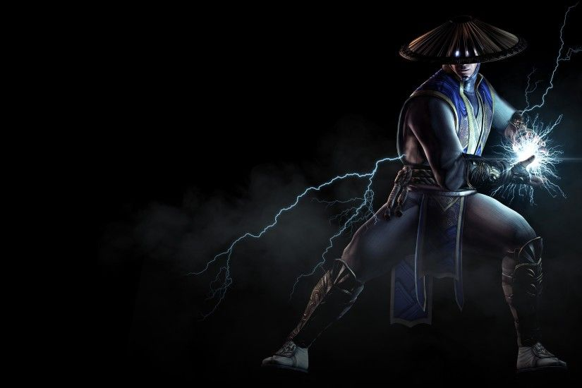 Raiden, Mortal Kombat X, Mortal Kombat, Video Games Wallpapers HD / Desktop  and Mobile Backgrounds