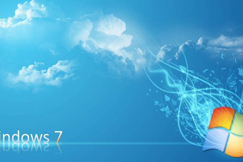 ... Windows 7 HD wallpaper ...