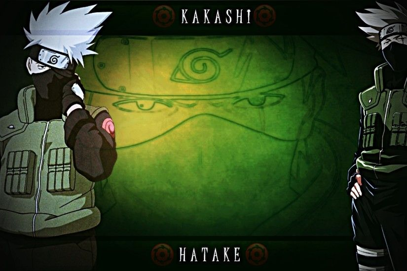 ... Kakashi Hatake Wallpaper - @Naruto by Kingwallpaper