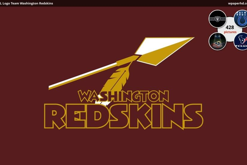 NFL Logo Team Washington Redskins Wallpaper