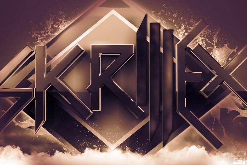Unreal Sky Skrillex Wallpaper by ZoMBIGFX