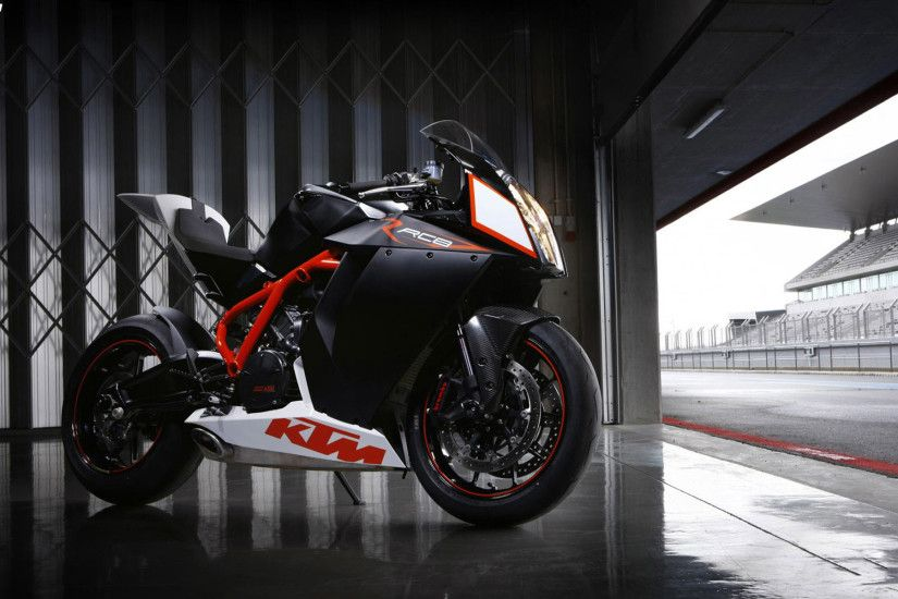 KTM RC HD Wallpaper