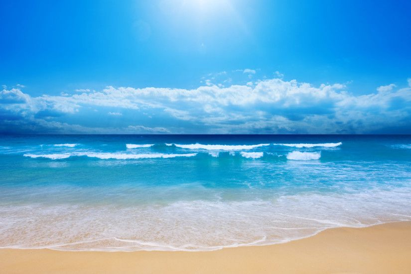 Holiday Beach - Wallpaper #11151