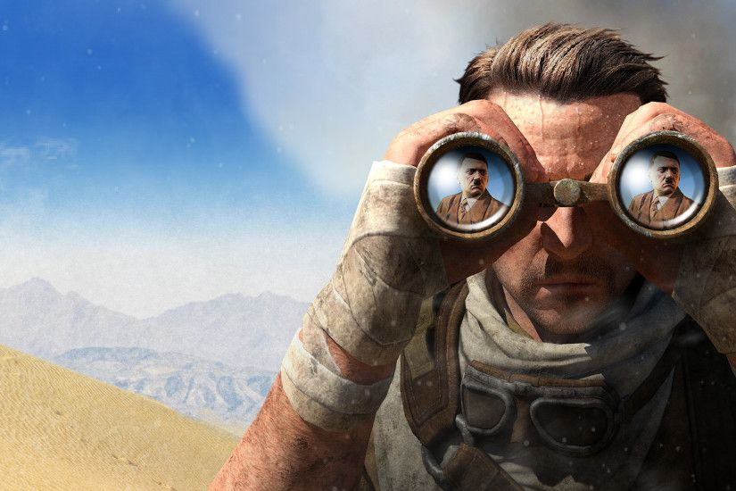 Sniper Elite 3 Wallpaper PC