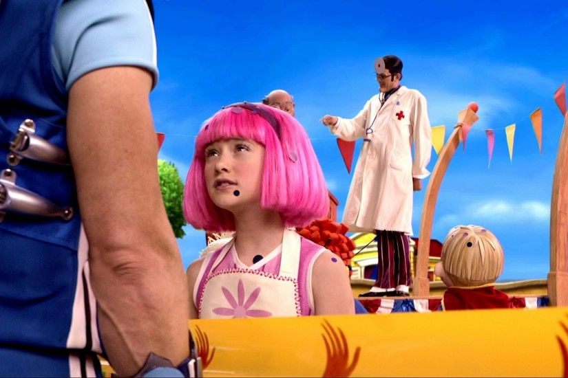 LazyTown high quality wallpapers