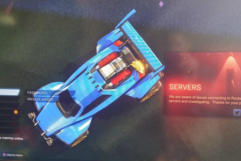 Rocket League PS4 overheating fix