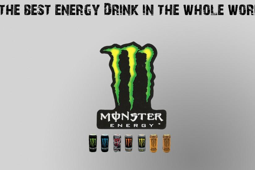 ... Monster-Energy HD Wallpaper by Radeon-Teriyaki
