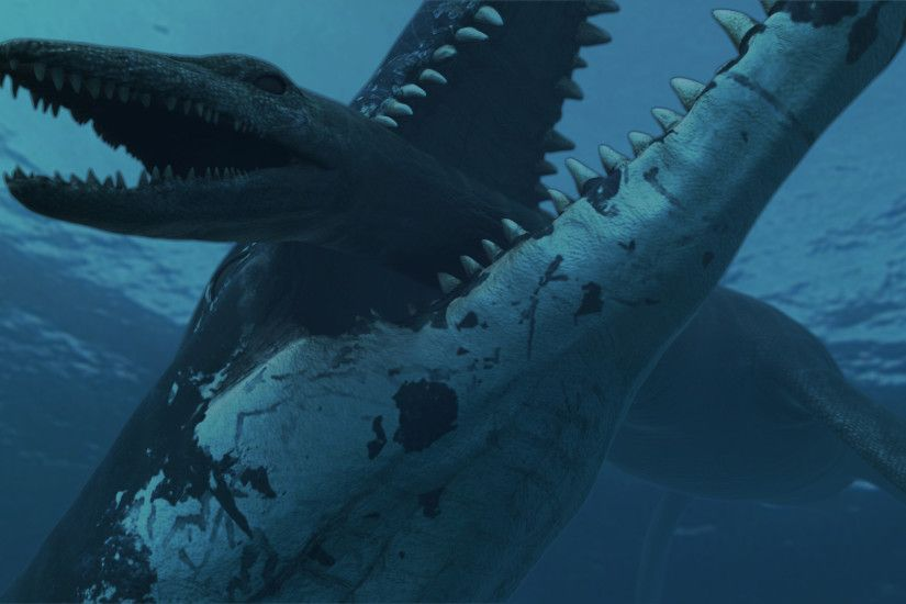 Giant sea monster unearthed in UK - Pliosaur