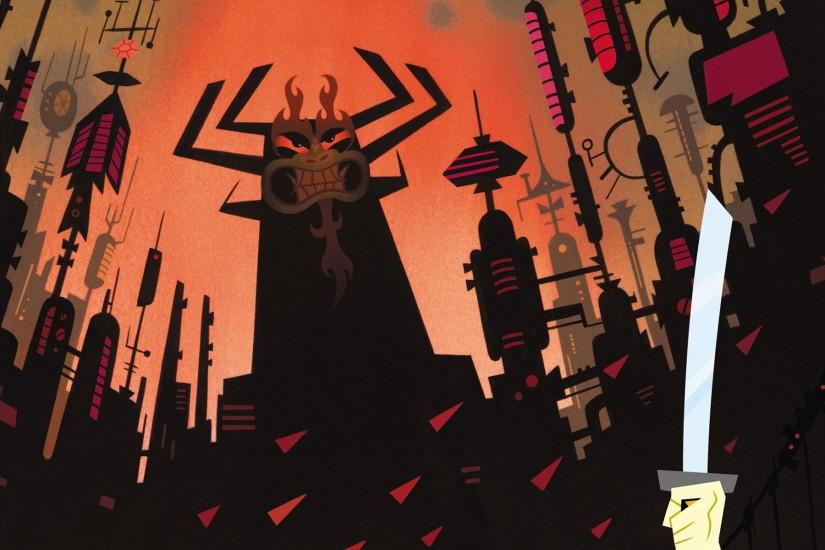 popular samurai jack wallpaper 1920x1200