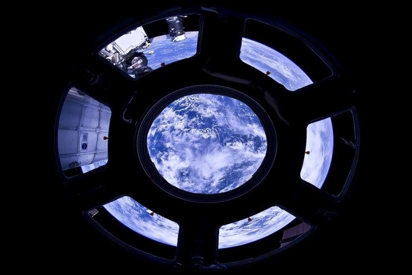 360° view from the Cupola (International Space Station) (1080p HD) - YouTube