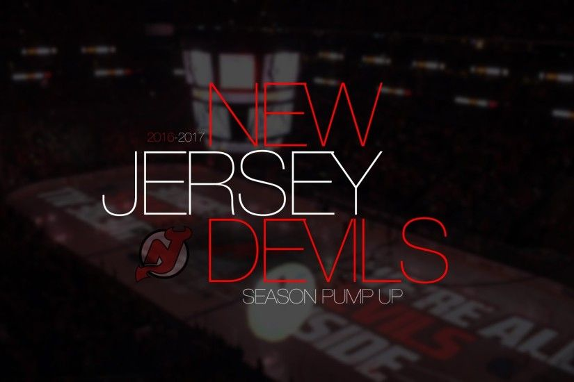 New Jersey Devils 2016-2017 Season Pump Up [HD]