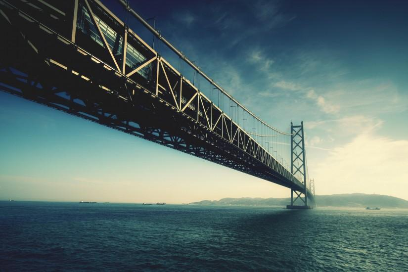 Download: Bridge HD Wallpaper