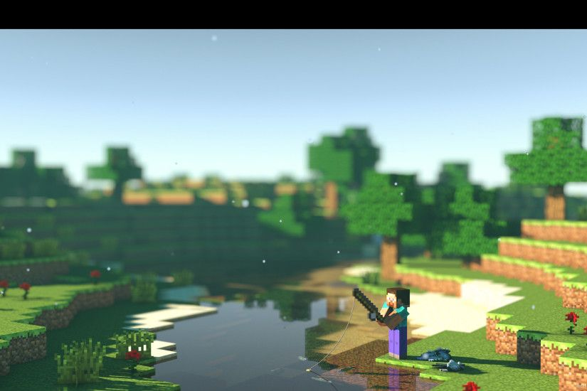 Minecraft Wallpapers 2560×1440 (72 Wallpapers)