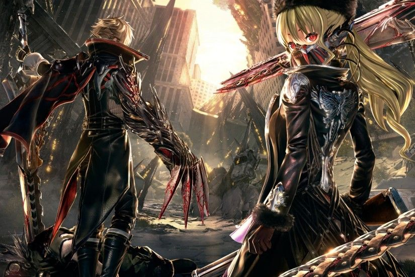 Code Vein Playstation 4 Xbox One Pc 2018 Hd Wallpaper