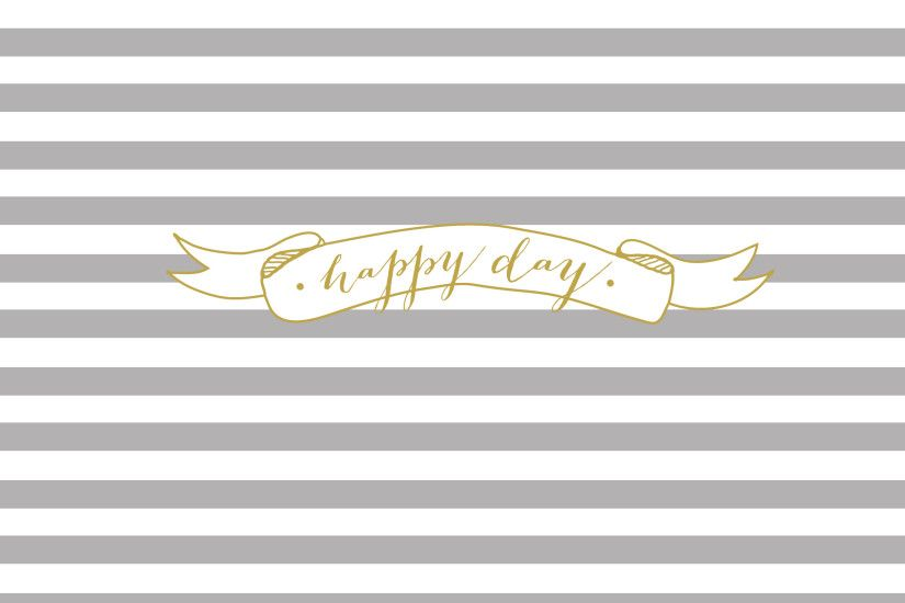 Polka Dot Dream Wallpaper Stripe_happyday_Wallpaper Hooray_Wallpaper