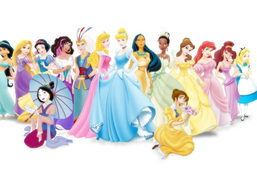 Disney Princess Pictures