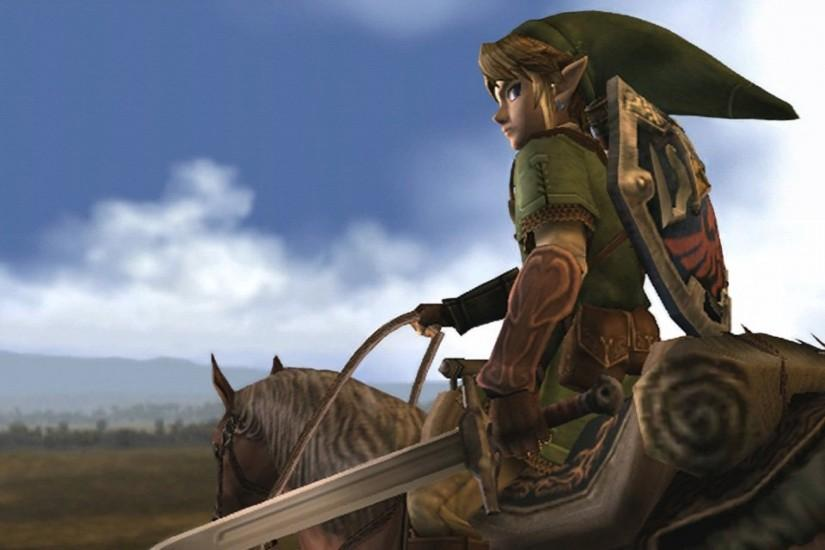 The Legend Of Zelda Twilight Princess Photos HD.