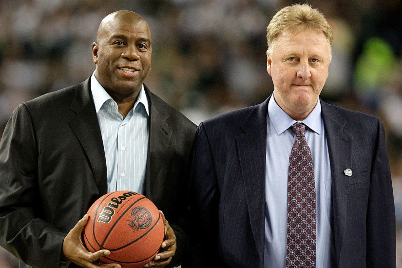 ... Larry Bird, Magic Johnson's Relationship Went Beyond On-Court .
