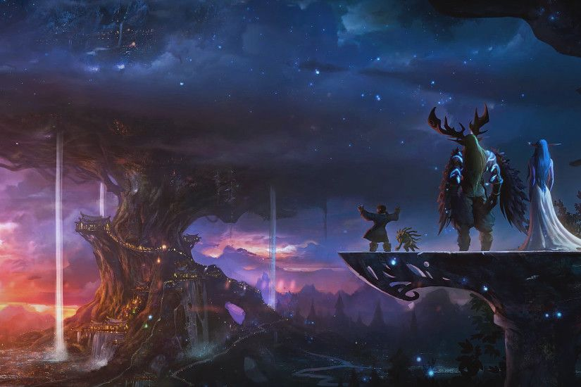 World of Warcraft Mists of Pandaria Wallpapers ...