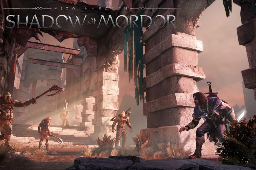 Middle-earth: Shadow of Mordor [13] wallpaper