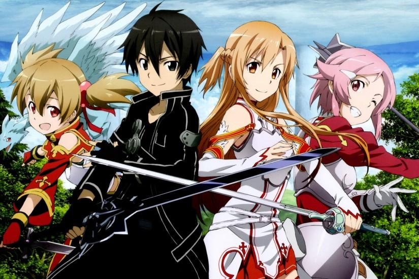 gorgerous sao wallpaper 1920x1200 1080p