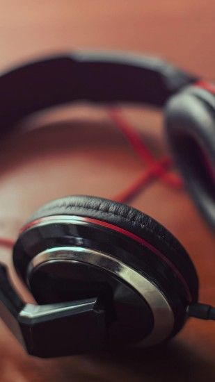 Headphones wallpaper 1080P Hd