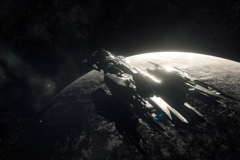 General 3840x2160 Star Citizen Constellation Andromeda
