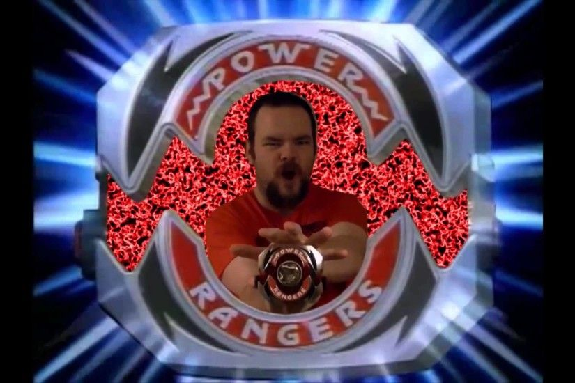 Mighty Morphin' Power Rangers - Red Ranger Morph (Legacy Morpher) - YouTube