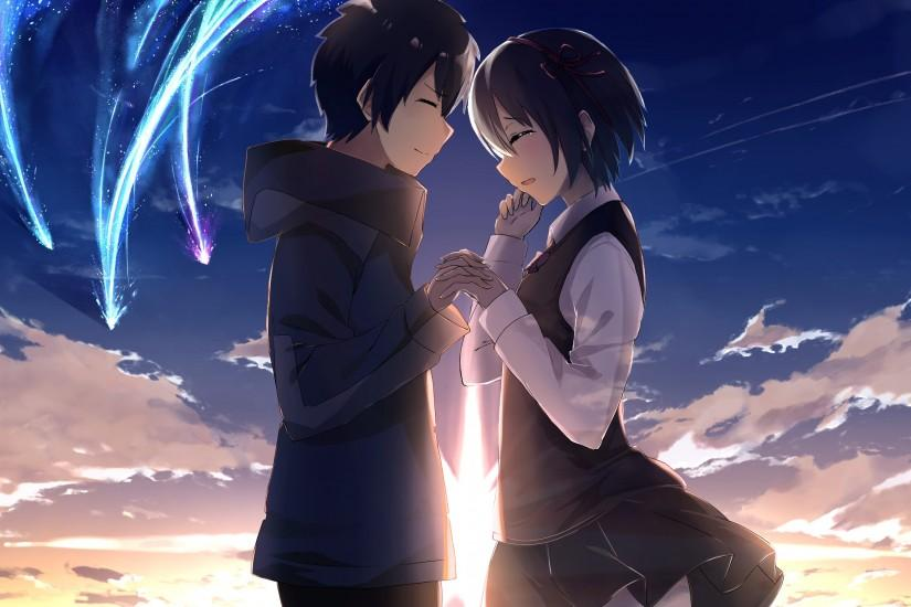 kimi no na wa wallpaper 2560x1517 for windows 10