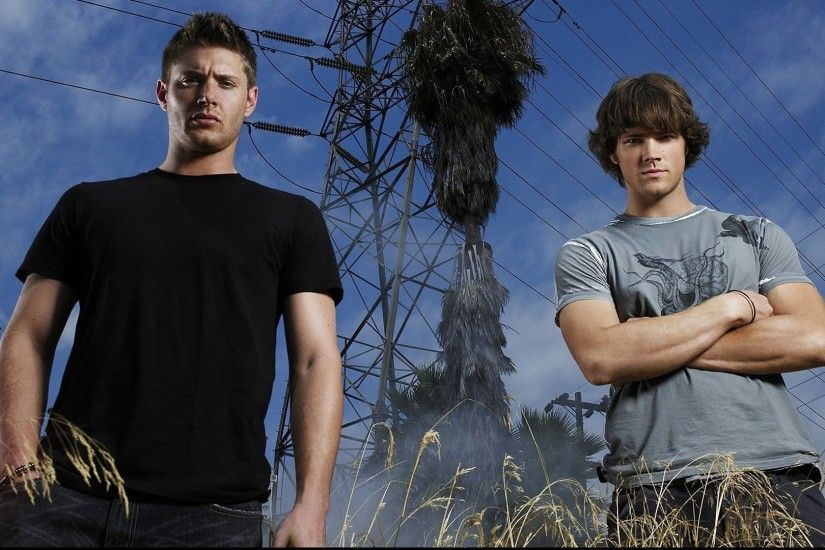 The Winchester Brothers: Supernaturally Sexy Photos of Supernatural's Sam  and Dean