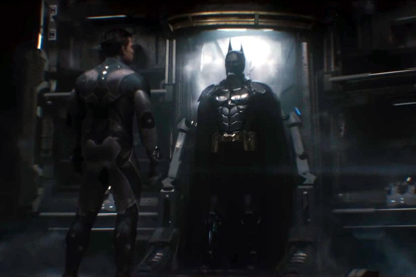 Batman Arkham Knight Wallpaper Widescreen ~ Desktop Wallpaper Box
