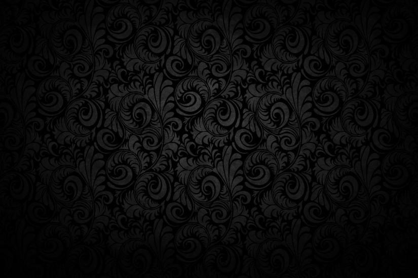 Dark black background abstract blank design Free vector in Adobe .