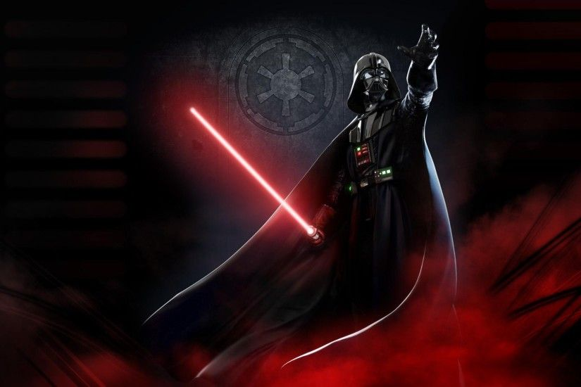 Free darth vader desktop wallpaper HD.