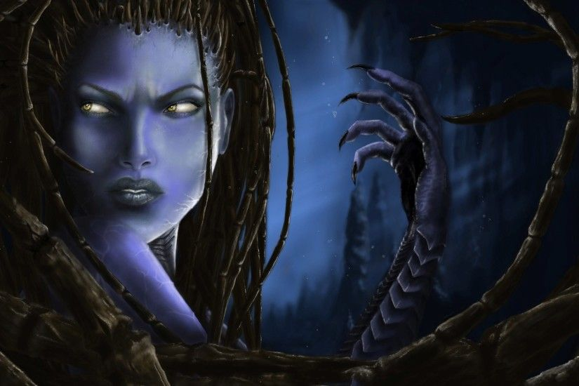 Sarah Kerrigan - Queen Of Blades ...