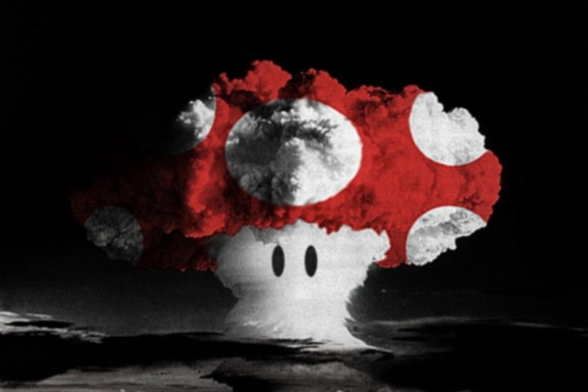 Mushroom Cloud Wallpapers Wallpapers Cave