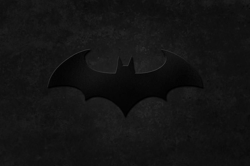beautiful batman logo wallpaper 1920x1200 tablet