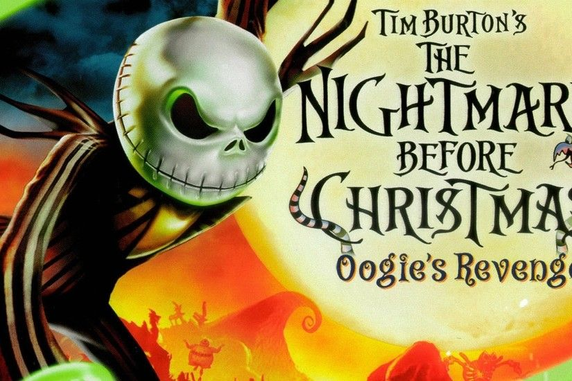 Movie - The Nightmare Before Christmas Wallpaper