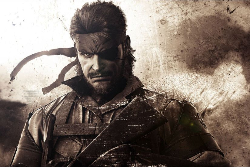 Walllpaper Naked Snake - Metal Gear Solid 3: Snake Eater #MetalGearSolid3  #NakedSnake #
