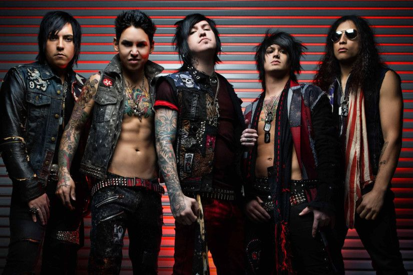 Full FHDQ Escape The Fate Wallpapers, Kristopher Nolf