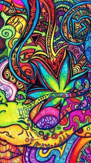 Psychedelic Trippy Backgrounds For Desktop Android iPhone HD
