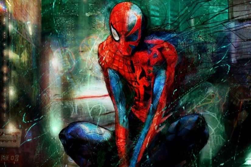 Spider Man 2099 Wallpapers - Wallpaper Cave