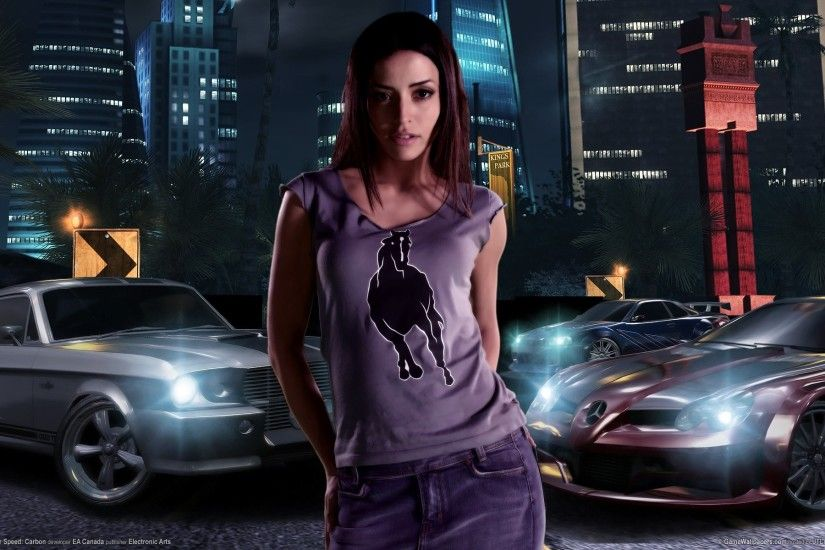 HD Wallpaper | Background ID:340245. 1920x1200 Video Game Need for Speed:  Carbon