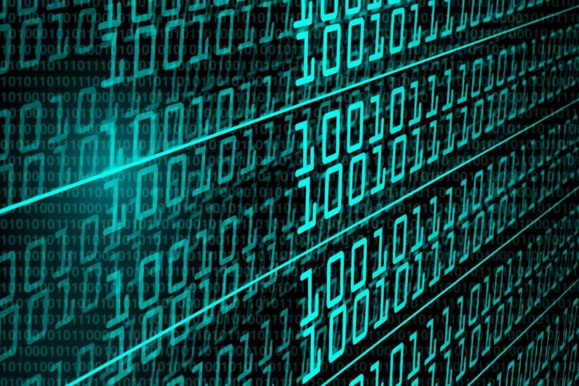 Binary code wallpaper - Computer wallpapers - #9004