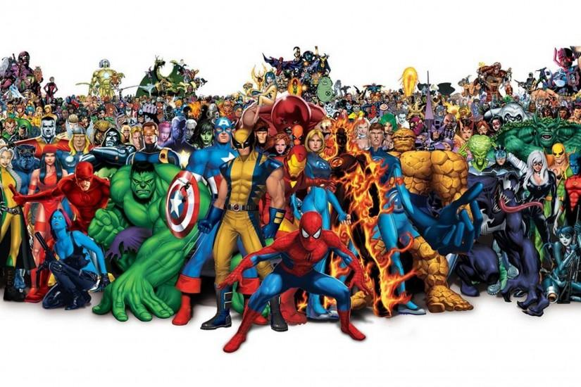 Marvel Universe Wallpaper 1920X1080 32113 Hd Wallpapers in Movies .